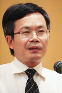 Tiến sỹ Trần Đăng Tuấn Chủ Tịch Hội đồng quản lý Quỹ Trò Nghèo Vùng Cao